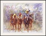 Homestretch Prints by Richard Judson Zolan