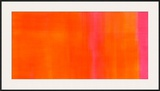 Orange-Magenta, c.2005 Posters by Susanne Stähli