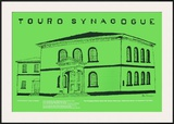 Touro Synagogue Poster by Ben Shahn