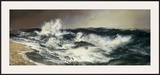 The Much Resounding Sea Posters by Thomas Moran