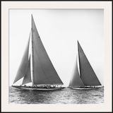 Sailboats in the America's Cup, 1934 Posters by Edwin Levick