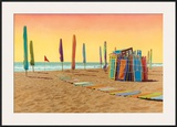Beach Jam Prints by Robin Renee Hix