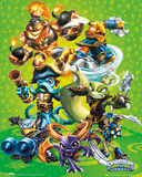 Skylanders - Swapforce Group Poster