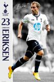 Tottenham - Eriksen 13/14 Poster