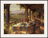 Wine Country Afternoon Prints by Leon Roulette