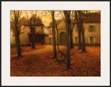 Village en Automne Posters by Henri Le Sidaner
