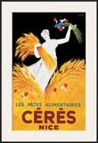 Ceres Nice Framed Giclee Print