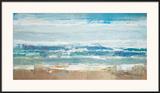 Pastel Waves Posters by Peter Colbert