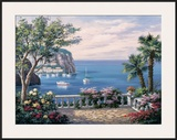 Costa del Sol Posters by Sung Kim