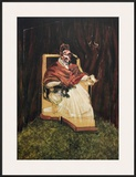 Portrait Pope Innocent XII Posters by Francis Bacon