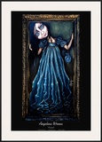 Framed Poster by Angelina Wrona