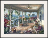 Dixie's Veranda Prints by Sung Kim