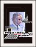 Expo Galerie Impressions Art by Philippe Apeloig