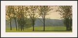 Hazy, Woodstock Framed Giclee Print by Elissa Gore