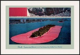 Surrounded Islands, 1982 Print by  Christo