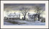 End of the Day Framed Giclee Print by Ray Hendershot