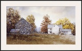 Autumn Roost Framed Giclee Print by Ray Hendershot