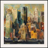New York, New York Art by Marilyn Hageman