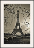 Curves of Eiffel Prints by Sabri Irmak