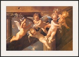 Adoration of the Sheperds Posters by Nicolas Poussin