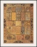 Golden Tapestry Posters by Elizabeth Jardine