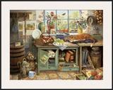 Gardeners World II Prints by Bernard Willington