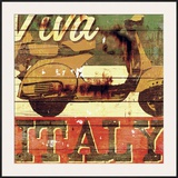Italy Print by Mark Andrew Allen