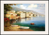 Tranquil Cove Prints by J. Price
