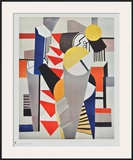 Composition Prints by Fernand Leger