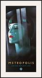 Metropolis Posters by Werner Graul