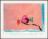 Flirt Posters by Helen Frankenthaler