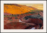 Valley Evening Prints by Paul Davis