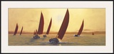 Sailing, Sailing Prints by Diane Romanello