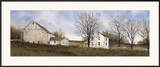 Tollgate Framed Giclee Print by Ray Hendershot