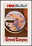 TWA to the Grand Canyon Posters