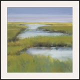 Whispering Creek Framed Giclee Print by Don Almquist