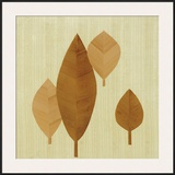 Leaf II Framed Giclee Print by Pyper Morgan