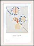 The Seven-Pointed Star, No. 2, Group V Prints by Hilma af Klint