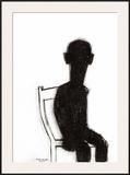 La Chaise Prints by Petrus Deman