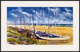 Sailboats Prints by Lois Brezinski