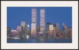 World Trade Center 1973-2001 Prints by Richard Berenholtz