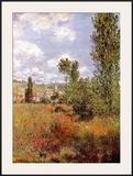 Ile St. Martin Print by Claude Monet