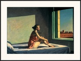 Morgensonne, c.1952 Posters by Edward Hopper