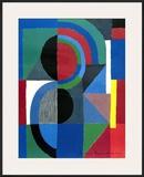 Viertel , 1968 Prints by Sonia Delaunay-Terk