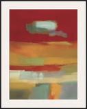 Glow of Harmony Framed Giclee Print by Nancy Ortenstone