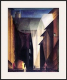 Barfusserkirche , 1924 Posters by Lyonel Feininger