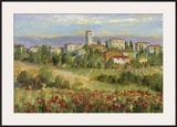 Tuscan Spring I Art by Michael Longo