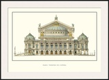 Paris, Theatre de l'Opera, Paris Prints by Charles Garnier