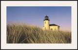 Coquille River Lighthouse, Oregon Prints by Dennis Frates