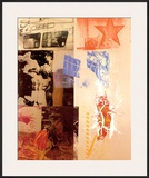 Favor Rites, 1988 Posters by Robert Rauschenberg